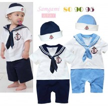 Sail Away Jumper  *Include hat