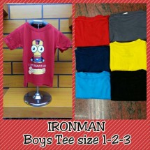 T-shirt Ironman