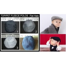 Topi Pet  Polos