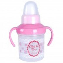 Chuchu Spout Training Mug Girls 200ml