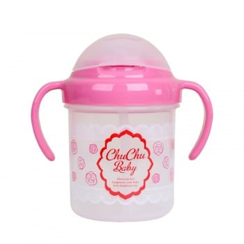 Chuchu Straw Mug Girls 200ml