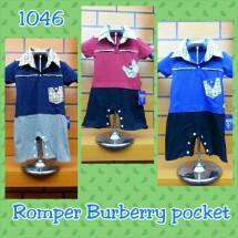 Romper Pocket