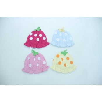 Topi Pinggo Strawberry