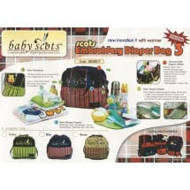 Baby Scot Diaper Bag
