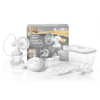 Tomme Tippee Breast Pump (electric)
