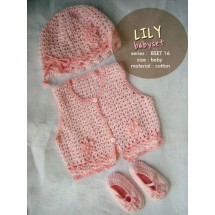 Lily Baby Set