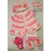 Little Dragon Baby Set