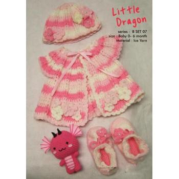 Little Dragon Baby Set