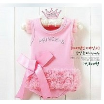 Princess Tutu Romper (PO, ready early February)