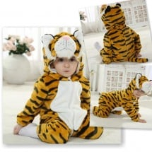 Roar Tiger Costume
