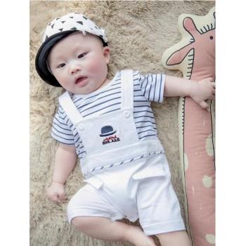 Mini Baby Romper