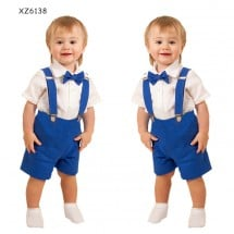 Blue Sky Suspender