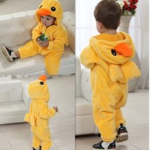 Little Duck Costume