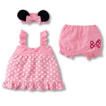 Minnie Mouse Suit