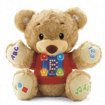 Learn and Sing Teddy (by Fisher Price)