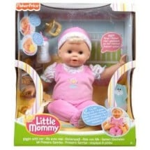 Little Mommy Giggle With Me (by Fisher Price)