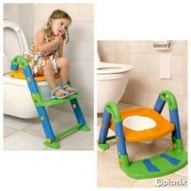 Toilet Trainer Kids Kits 2in1