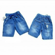 Jeans Short Polos