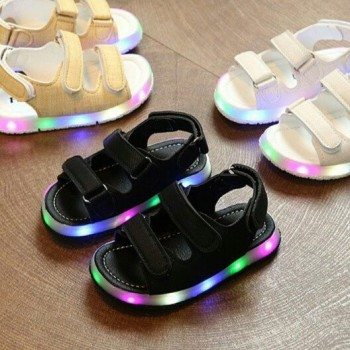 Casual LED sandal