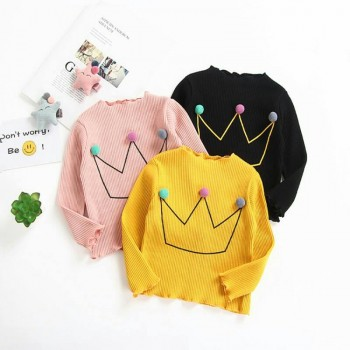 Crown Long Tee