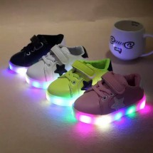 Star LED Shoes